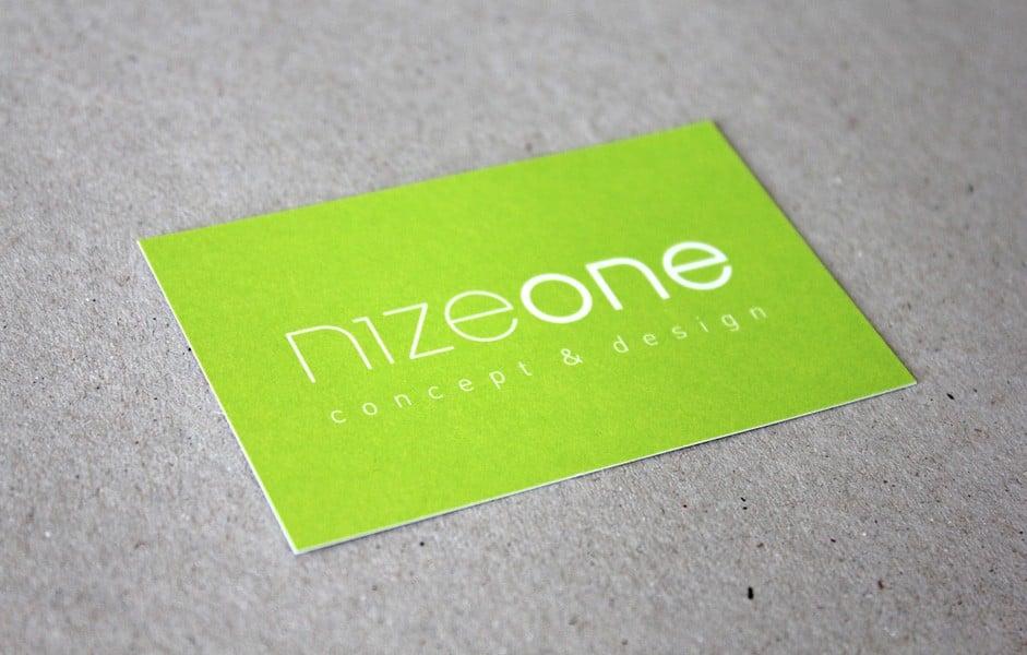 Nizeone Visitenkarten Julia Meer